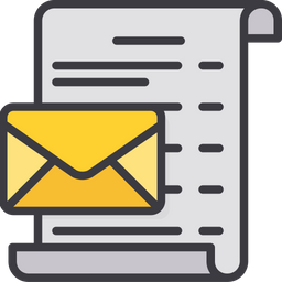 Email statement Icon