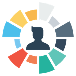 Employee, Performance, User, Male, Chart, Graph, Gauge Icon