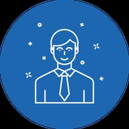 Enterpreneur, Human, Capital, Avatar, Male, Businessman, Profile Icon