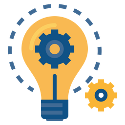 Evaluate, Business, Idea, Innovation, Concept, Implementation Icon png