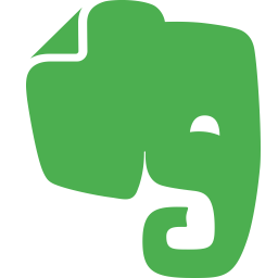 Evernote Logo Icon Of Flat Style Available In Svg Png Eps Ai Icon Fonts