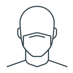 Face Mask Icon Of Line Style Available In Svg Png Eps Ai Icon Fonts