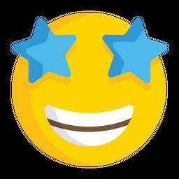 Star Struck Emoji Icon