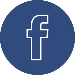 Facebook Logo Icon Of Rounded Style Available In Svg Png Eps Ai Icon Fonts
