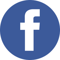 Facebook Circle Logo Icon Of Flat Style Available In Svg Png Eps Ai Icon Fonts