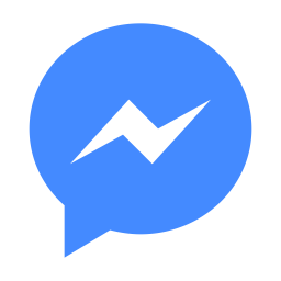Messenger Icon of Flat style - Available in SVG, PNG, EPS, AI ...