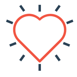 Favourite, Like, Love, Heart, Ecommerce, Cart, Wishlist Icon png