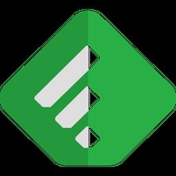 Feedly Logo Icon