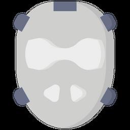 Field Hockey Mask Icon
