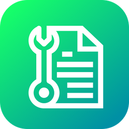 File, Document, Setting, Office, Page, Paper Icon