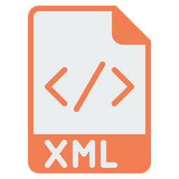 File, Filetype, Document, Xml, Extension, Coding, Programming Icon