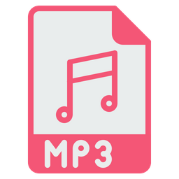 File, Filetype, Mp, Extension, Music, Audio Icon