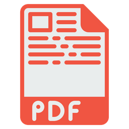 File, Format, Document, Adobe, Pdf, Extension, Filetype Icon