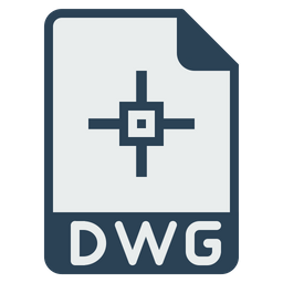 File, Format, Document, Dwg, Cad, Autocad, Extension Icon