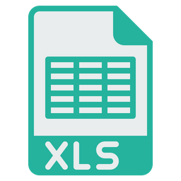File, Format, Document, Excel, Xls, Spreadsheet, Extension Icon