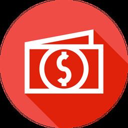 Finanace Line Icon