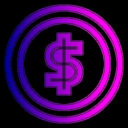 Finance Line Icon