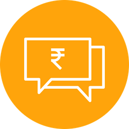 Finance, Business, Money, Talk, Chatting, Message Icon