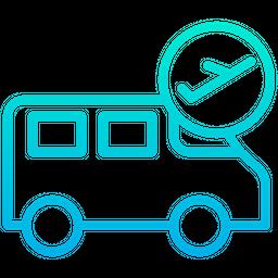 Flight Van Icon