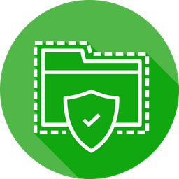 Folder, Documents, Holder, Security, Vulnurability, Shield, Seo Icon