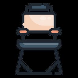 Folding Chair Icon