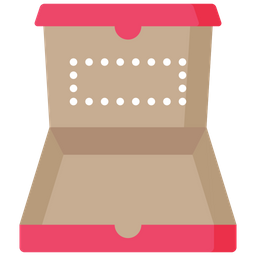 Food Box Icon