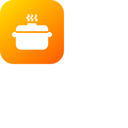 Food, Kitchen, Appliances, Boiler, Pot, Container, Household Icon