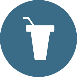 Food Glyph Icon