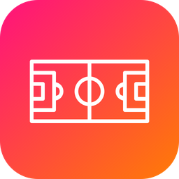 Football, Ground, Olympic, Game, Sport, Goal, Post Icon