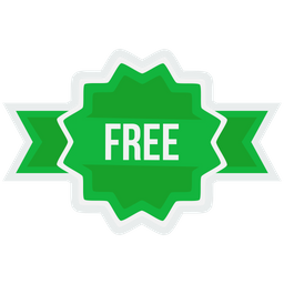 Free, Item, Label, Tag, Sticker, Offer, Sale, Online, Shopping Icon