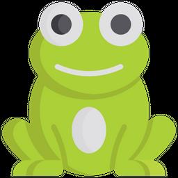 Frog Icon 無料アイコンダウンロードサイト