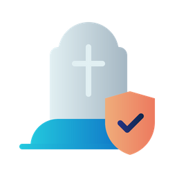 Funerals insurance Icon