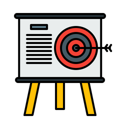 Future, Goal, Target, Market, Company, Mission, Business, Vision, Auditory Icon png