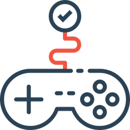 Game, Development, Gaming, Company, Remote, Play Icon