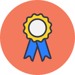 Game, Sports, Medal, Win, Winner, Tag, Prize Icon