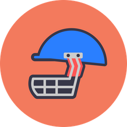 Game, Sports, Sport, Cricket, Rugby, Americanfootball, Helmet Icon