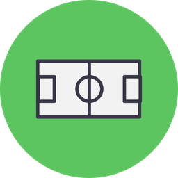Game, Sports, Sport, Football, Soccer, Stadium, Play Icon