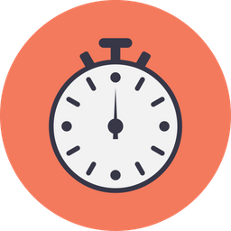 Game, Sports, Sport, Timer, Time, Count, Watch Icon