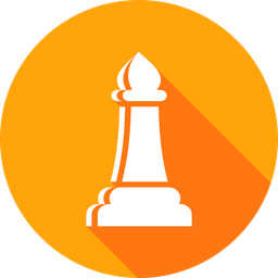 Games, Battle, Checkmate, Chess, Camel, Bishop, Figure Icon png