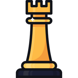 Games, Battle, Checkmate, Chess, Figure, Game, Rook Icon png