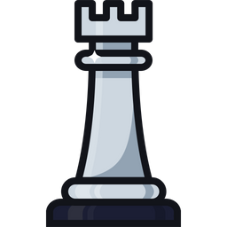 Games, Battle, Checkmate, Chess, Figure, Move, Rook Icon
