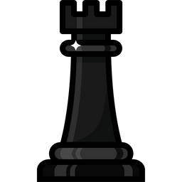 Games, Battle, Checkmate, Chess, Figure, Move, Rook Icon png