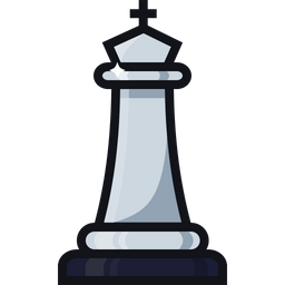 Games, Battle, Chess, Checkmate, Figure, King, Gambit Icon png