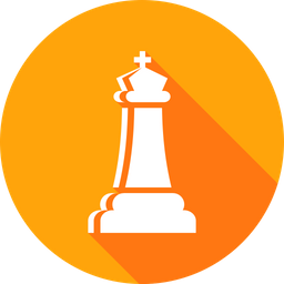 Games, Battle, Chess, Checkmate, Figure, King, Gambit Icon