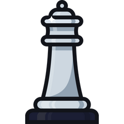 Games, Battle, Wazir, Chess, Figure, Queen, Piece Icon