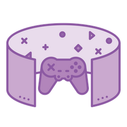 Gaming Icon Of Colored Outline Style Available In Svg Png Eps Ai Icon Fonts