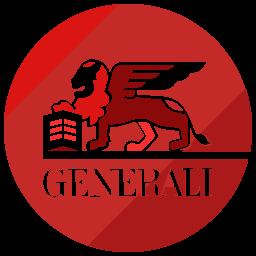Generali Flat  Logo Icon