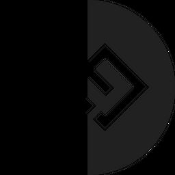 Gg Circle Logo Icon