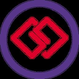 Gg Circle Line  Logo Icon