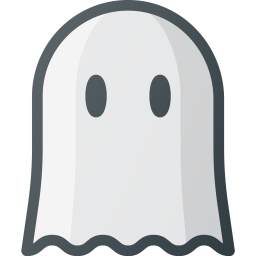 Ghost Icon Of Colored Outline Style Available In Svg Png Eps Ai Icon Fonts